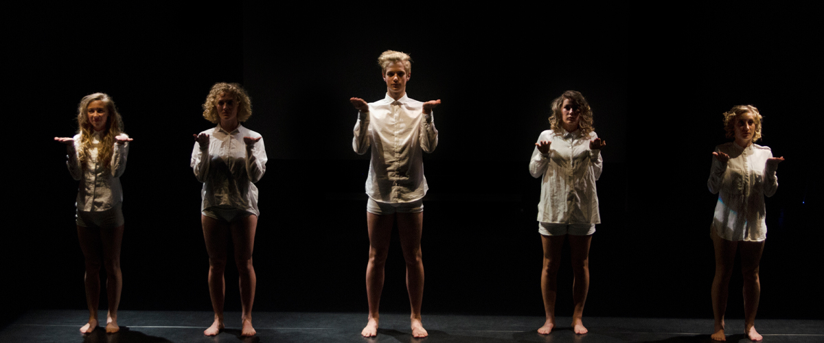 JOURNALS presented at Bora Bora Dance Theatre, Aarhus, Denmark