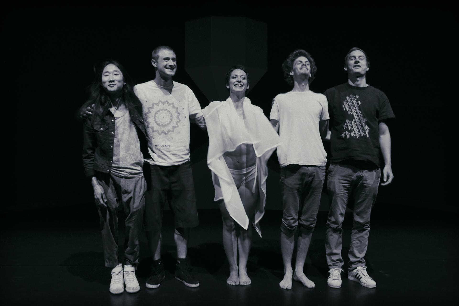 Troels Primdahl, Kristian Madsen, Vittoria Lasorella, Filip Johan Arnestad, Kristian Schwarz