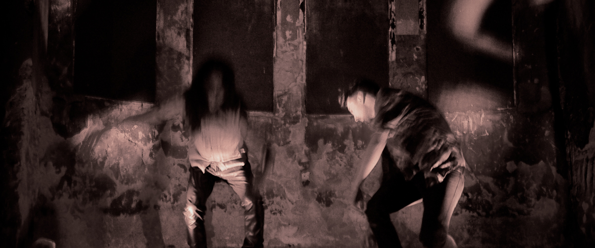 Interdisciplinary performance presented at Asylum, Peckham, London